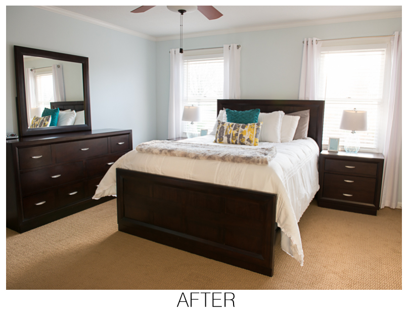 our forever house my master bedroom makeover blue